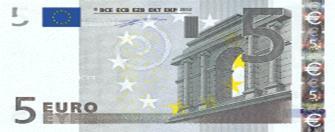 Как из 1 евро сделать 623